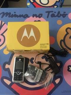 Motorola C168i 手提電話