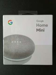 Google Home Mini (Chalk) *New*