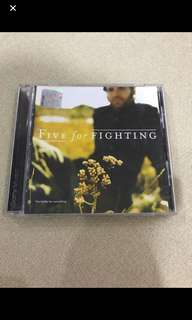 Cd box C3 - Five For Fighting
