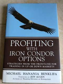 Options Trading - Profiting with Iron Condor Options.