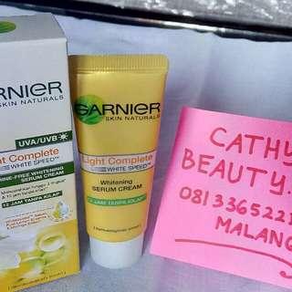 Garnier Light Complete Whitening Serum Cream 20ml