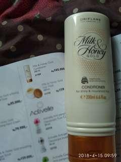 Milk & Honey Gold Conditioner