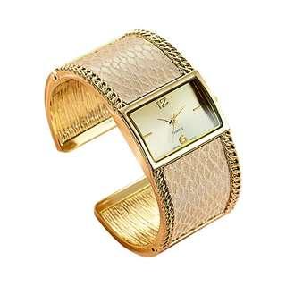 Avon Statement Wrist Bangle Watch