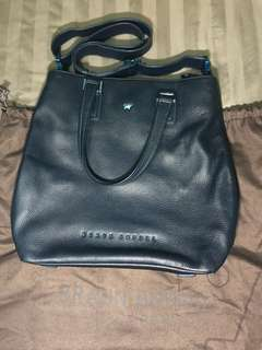 Braun Buffel Bag