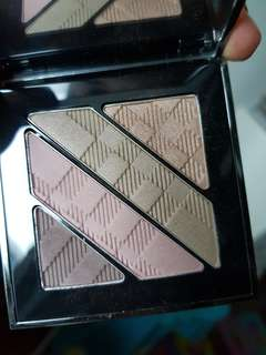 Burberry Pink Taupe eyeshadow quad