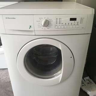 Electrolux washer 7kg