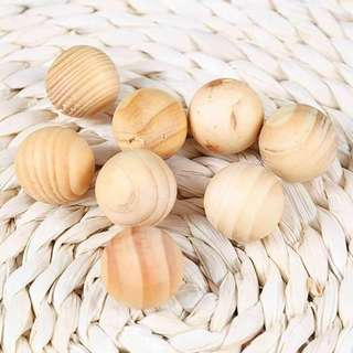 Natural Camphor Wood Balls