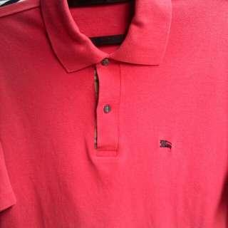 Polo shirt Burberry london