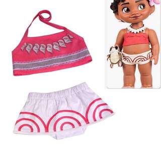Instocks Baby Moana Swim Suit