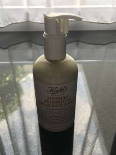 Kiehls Argan Body Lotion