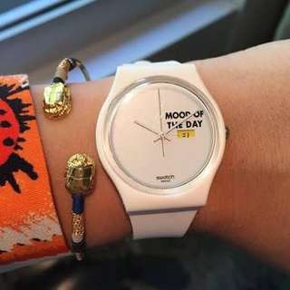 SWATCH moodwatch Authentic