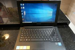 Laptop Lenovo IDEAPAD S210 with freebbies