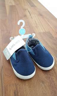 Carters Baby Shoes (3 to 6 months)