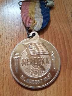31 August 1957 Merdeka Medal