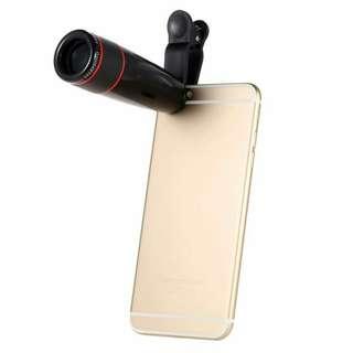 New 12X Mobile Telephoto Lens