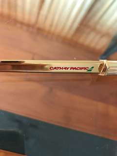 Cathay Pacific Vintage letter opener (1990s)