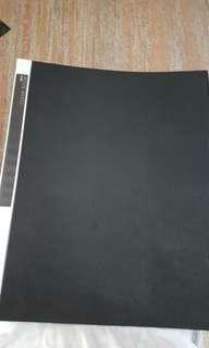 A3 Size Clear Book/folder