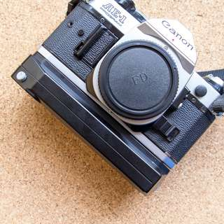 [PARTS ONLY] Canon A2 Winder