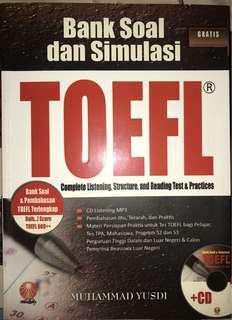 Bank Soal dan Simulasi TOEFL