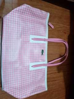 Lacoate bag from Hong Kong