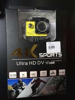 4K防水運動相機