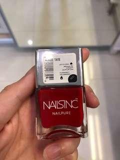 Kutek merah nailsinc