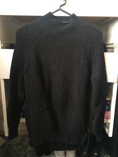 Glassons Black Turtleneck