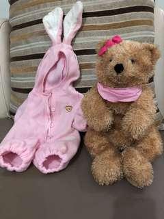 Boneka merk teddy house