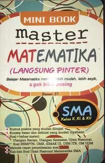 Mini Book Matematika