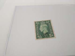Postage and revenue stamp