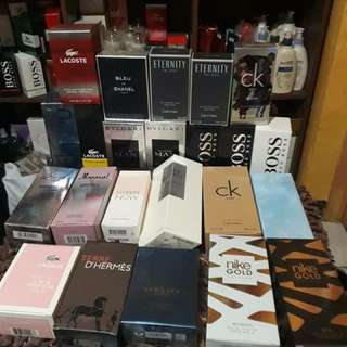 Authentic US PERFUMES