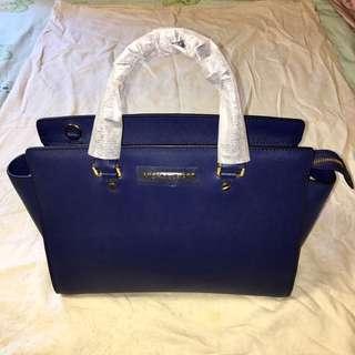 Authentic Michael Kors Selma Satchel Bag