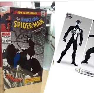 Medicom 1:6 Symbiote Spiderman