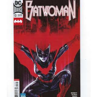 BATWOMAN # 13 Variant Cover