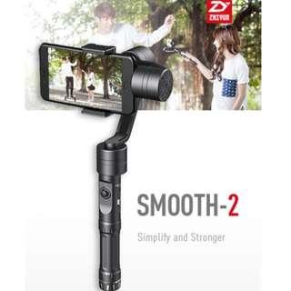 Zhiyun Smooth-II 3-Axis Handheld Gimbal