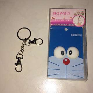 To Bless: Doraemon Ezlink Card Holder