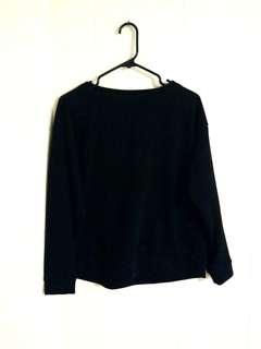 Crew neck sweater uniqlo