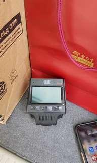 Radar detector gps full HD in-game camera (front n rear)