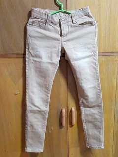 Khaki /brown stretch pants /jeans