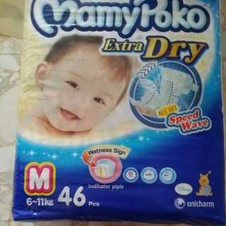 Mamy Poko Extra Dry Diapers