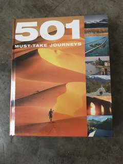 Travel Book For Sale