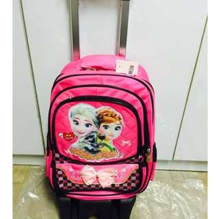 SINGLE TROLLEY BAG FOR KIDS