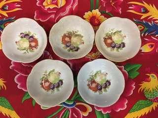 Vinatge Porcelain Saucer