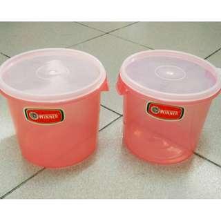 Winner Brand Tupperware Container