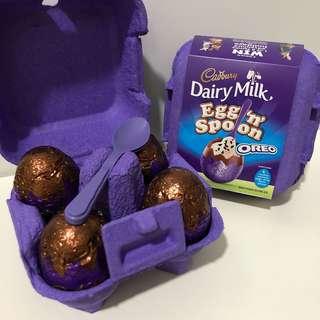 Cadbury DairyMilk Egg n Spoon Chocolates