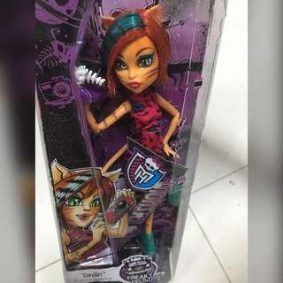 Monster High Doll - Toralei