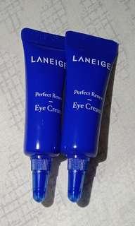 Laneige perfect renew eye cream MURAAHHH!