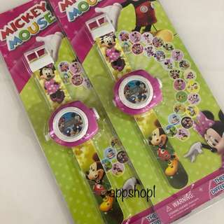 Ready stock 🤗 projector watch for kids party goody bag, goodies bag gift