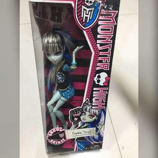 Monster High Doll - Frankie Stein