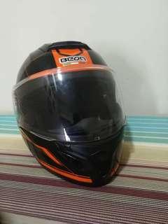 Beon Fullface Flipup Helmet size XXL